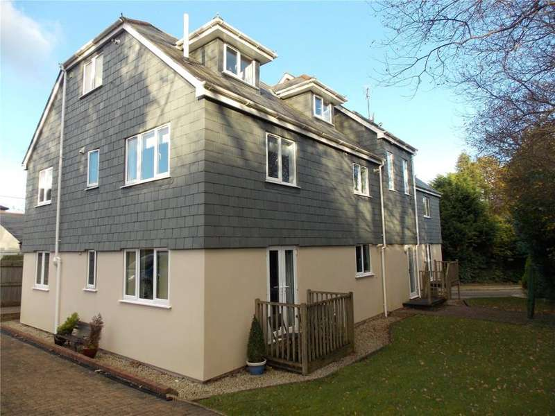 2 Bedrooms Flat for sale in Meadow Court, Meadowside Road, Falmouth