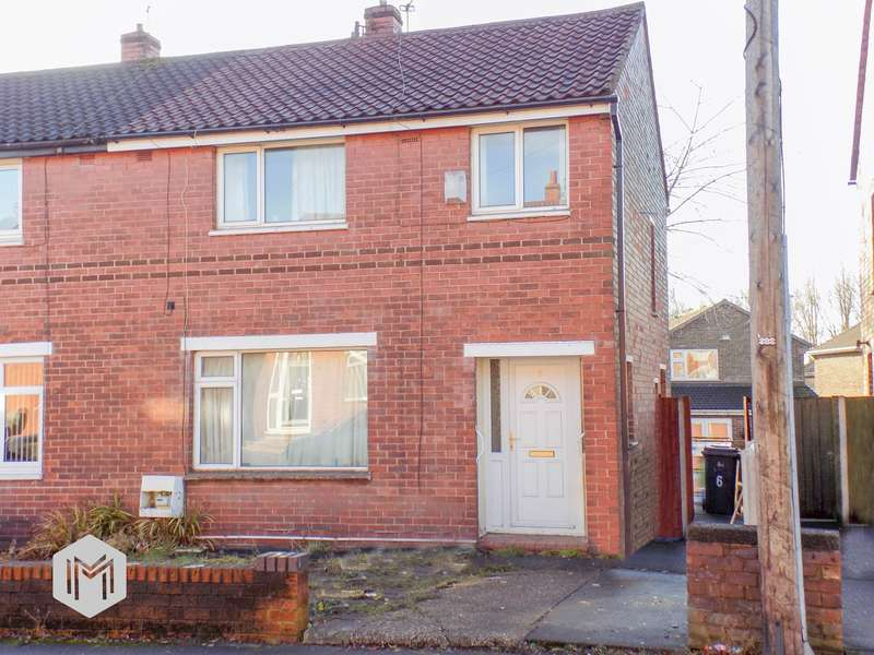 3 Bedrooms Semi Detached House for sale in Chapelfield Drive, Worsley, Manchester, M28