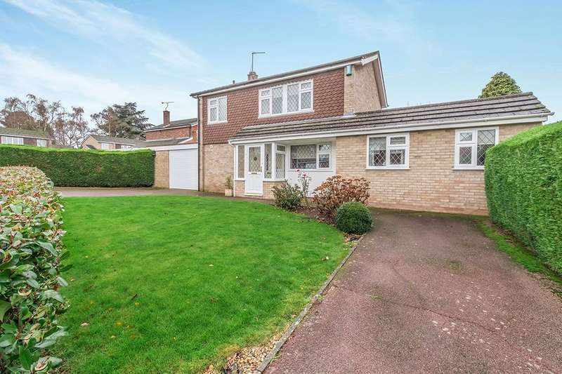 4 Bedrooms Detached House for sale in Ufton Close, Maidstone, ME15