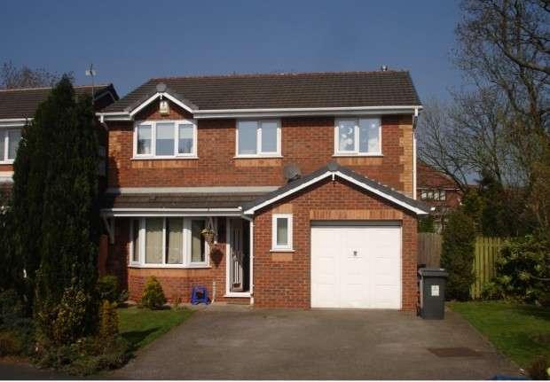 4 Bedrooms Detached House for sale in Cottam Green, Cottam, Preston, PR4