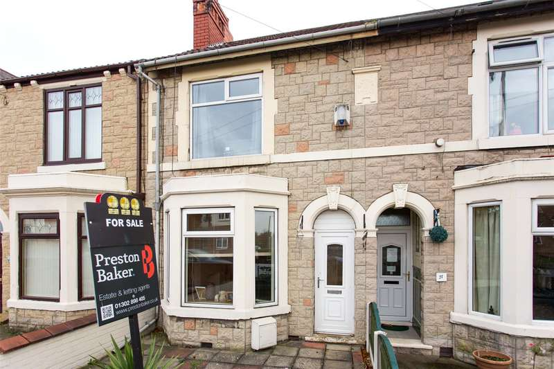 3 Bedrooms Terraced House for sale in Watch House Lane, Doncaster, DN5
