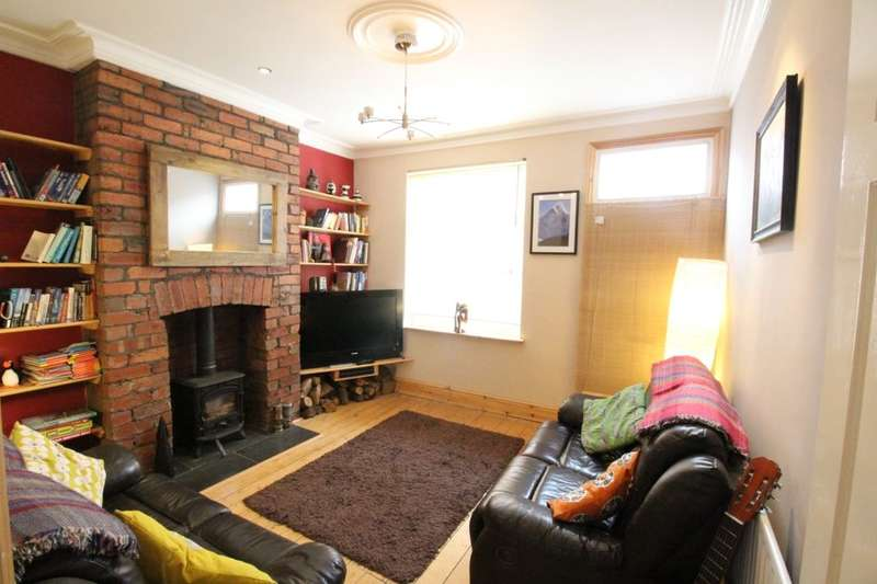 4 Bedrooms Terraced House for rent in Rushdale Road, Sheffield, S8