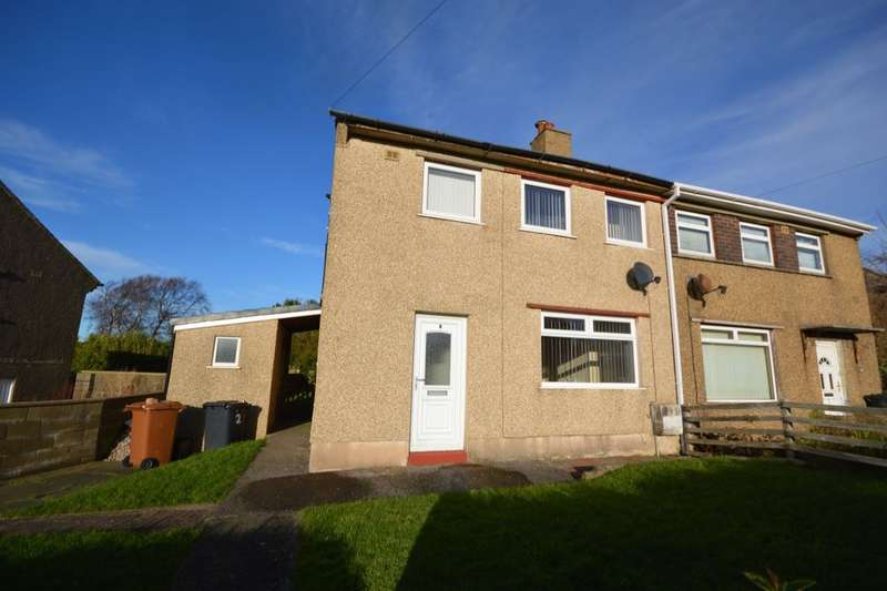 3 Bedrooms Semi Detached House for rent in Whinlatter Road, Whitehaven, CA28