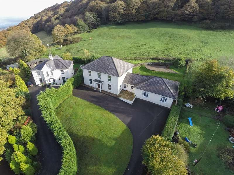 5 Bedrooms Detached House for sale in Panthowell Ddu Road, Briton Ferry, Neath