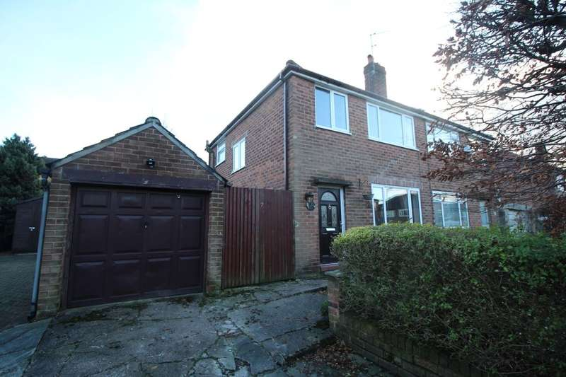3 Bedrooms Semi Detached House for sale in Yarwood Close, Heywood, OL10