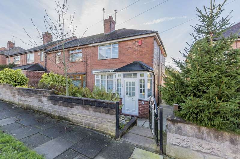 3 Bedrooms Terraced House for sale in Barnfield Road, Stoke-On-Trent, ST6