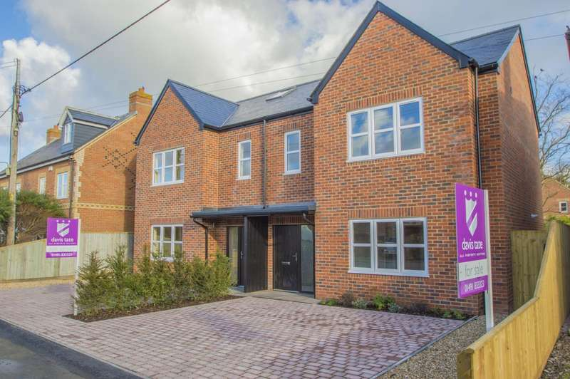 4 Bedrooms Semi Detached House for sale in Honey Lane, Cholsey, Wallingford, OX10