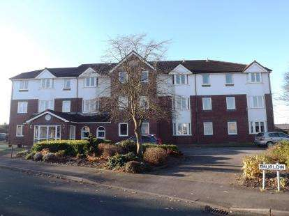 2 Bedrooms Retirement Property for sale in Thurlow, Lowton, Warrington