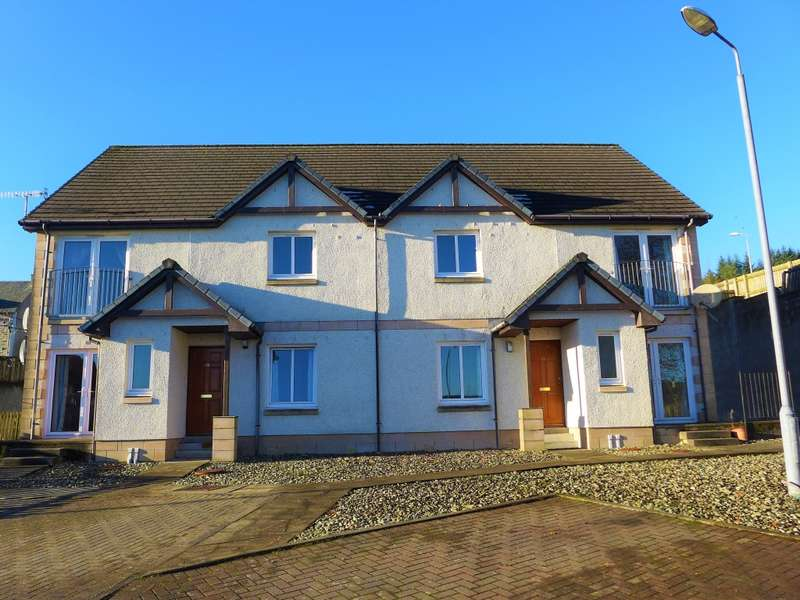 2 Bedrooms Apartment Flat for sale in 27 Saint Clair Way, Ardrishaig, Lochgilphead, PA30 8FB