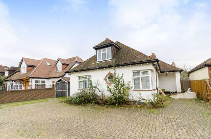 5 Bedrooms Bungalow for sale in Thetford Road, New Malden, KT3