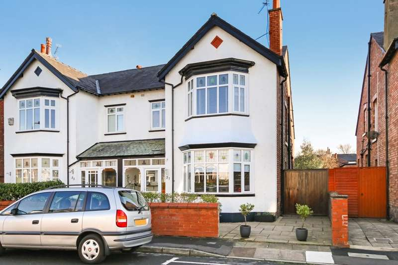 4 Bedrooms Semi Detached House for sale in St. Pauls Street, Southport