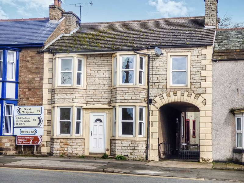 3 Bedrooms Terraced House for sale in The Arches, Brough