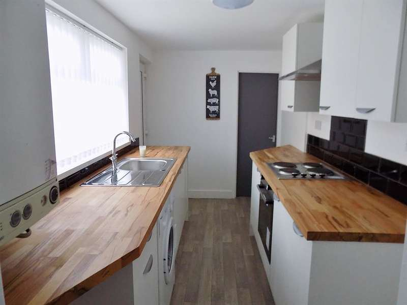 2 Bedrooms Terraced House for sale in Pelham Street, Middlesbrough, TS1 4DJ