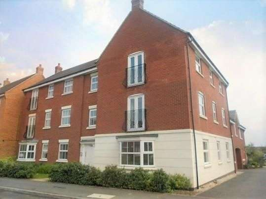 2 Bedrooms Flat for sale in Hough Way, Essington, Wolverhampton