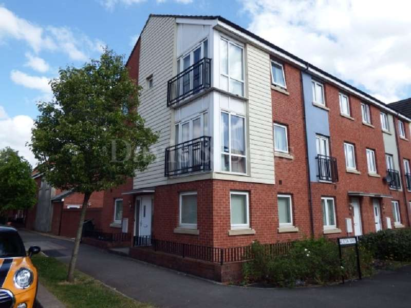 4 Bedrooms End Of Terrace House for sale in EAST DOCK ROAD, ALEXANDRA GATE, NEWPORT. NP20 2FR