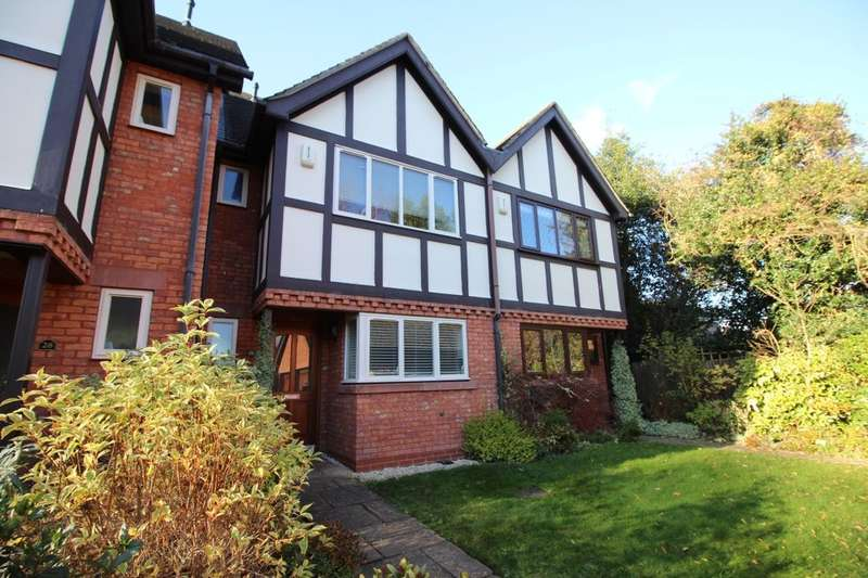 4 Bedrooms Semi Detached House for sale in St. Johns Way, Sandiway, Northwich, CW8