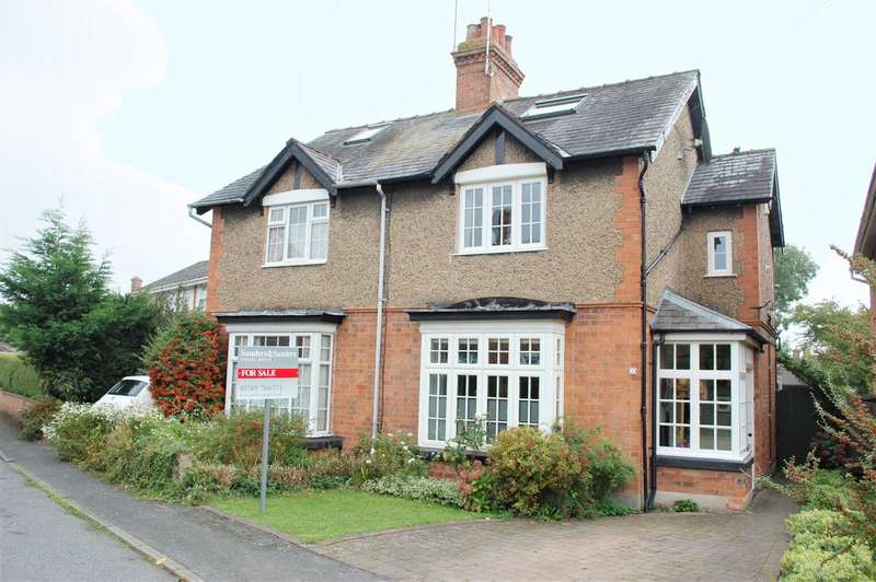 2 Bedrooms Semi Detached House for sale in Cross Road, Alcester, B49