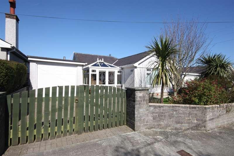 2 Bedrooms Detached Bungalow for sale in Bwthyn Medi, Bryn Awel, Benllech