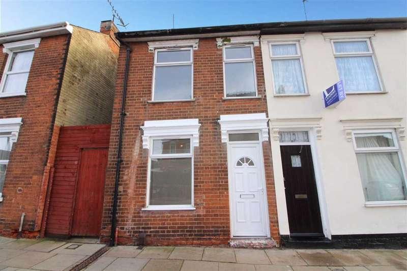 2 Bedrooms Semi Detached House for sale in Bond Street, Ipswich