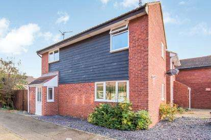 3 Bedrooms Detached House for sale in Hedgelands, Werrington, Peterborough, Cambridgshire