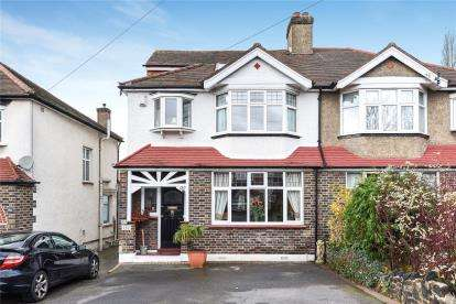 4 Bedrooms Semi Detached House for sale in The Avenue, West Wickham