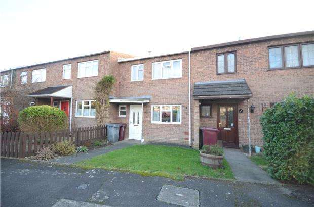3 Bedrooms Terraced House for sale in Caleta Close, Caversham, Reading