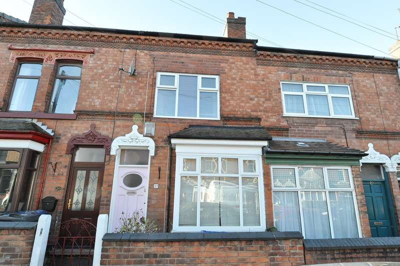 2 Bedrooms Terraced House for sale in Regent Street, Stirchley, Birmingham, B30