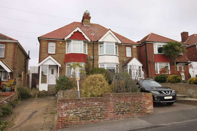 3 Bedrooms Semi Detached House for sale in Downs Road, Ramsgate