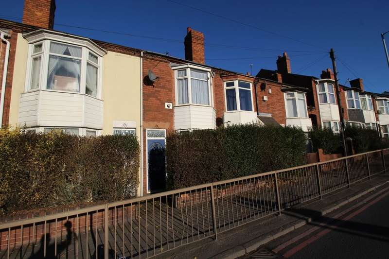 3 Bedrooms Property for sale in Wolverhampton Road, Walsall, WS2