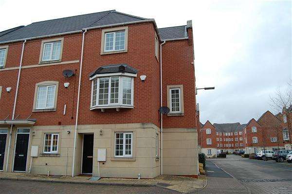 3 Bedrooms End Of Terrace House for rent in Madison Avenue, Merry Hill, Brierley Hill