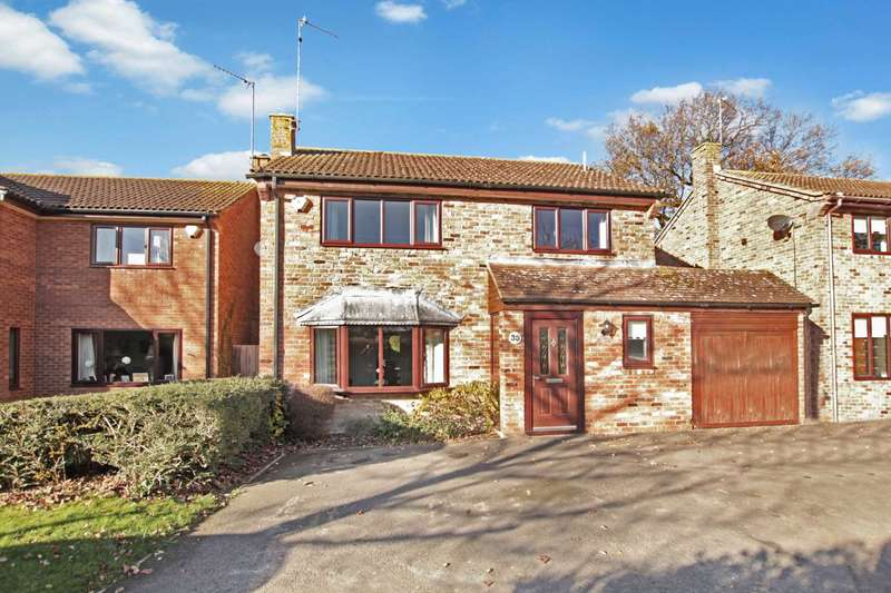 4 Bedrooms Detached House for sale in Barleyfields, Didcot