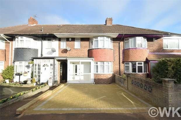 3 Bedrooms Terraced House for rent in Cherry Tree Avenue, WALSALL, West Midlands