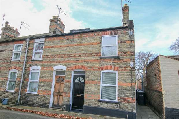 3 Bedrooms End Of Terrace House for sale in 15 Graham Street, King's Lynn