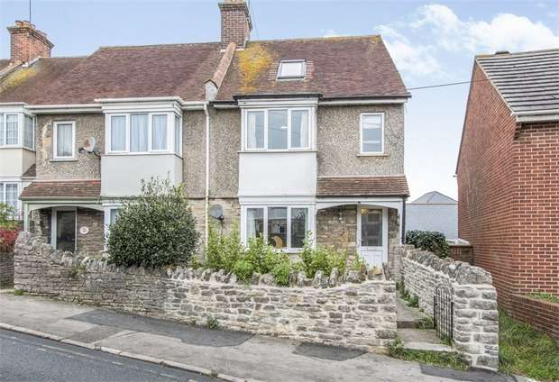 3 Bedrooms End Of Terrace House for sale in Court Road, Swanage, Dorset