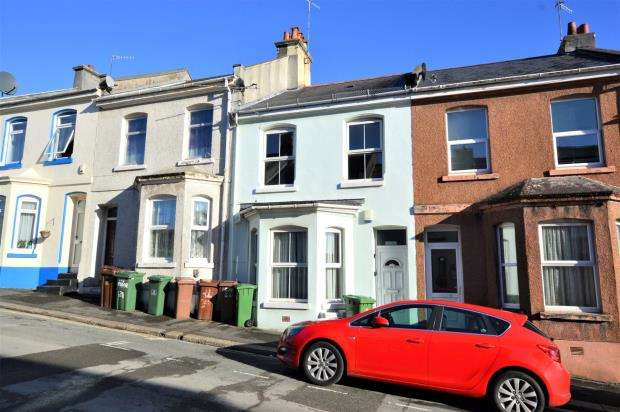 2 Bedrooms Terraced House for sale in Wake Street, Plymouth, Devon