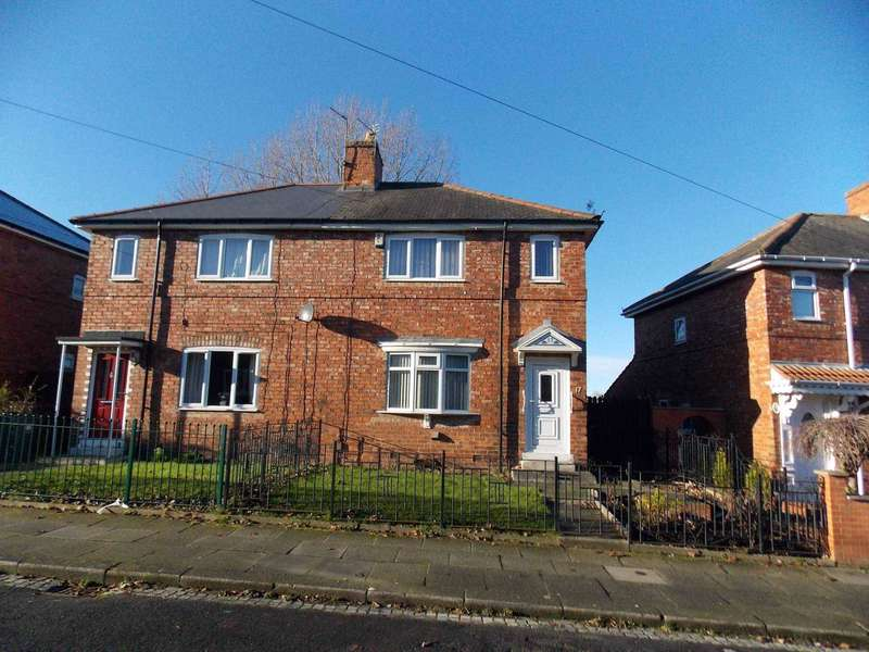 3 Bedrooms Semi Detached House for sale in Arnold Road, Darlington