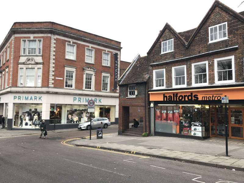 Shop Commercial for rent in 1 CASTLE STREET,HIGH WYCOMBE,HP13 6RZ, High Wycombe