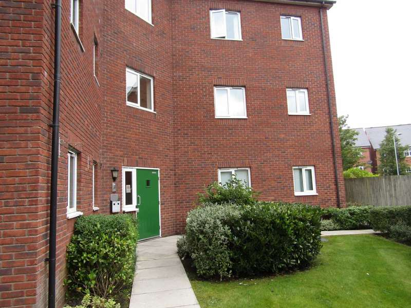 1 Bedroom Apartment Flat for sale in Irwell Place, Ringley Lock
