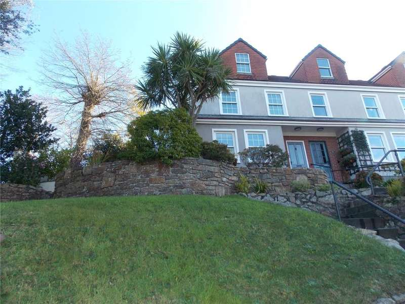 4 Bedrooms End Of Terrace House for sale in Avenue Road, Falmouth