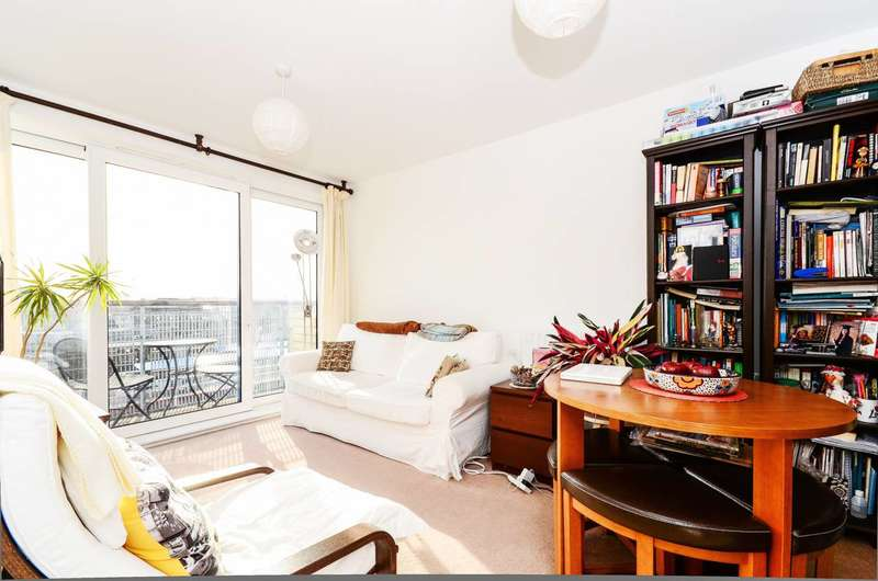1 Bedroom Flat for sale in Tarves Way, Greenwich, SE10