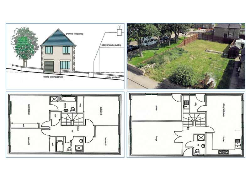4 Bedrooms Land Commercial for sale in North Place, Fetterangus, Aberdeenshire, AB42