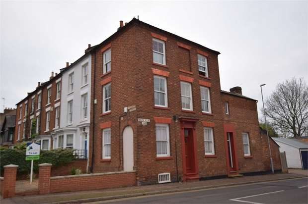 2 Bedrooms Flat for rent in 25 St Georges Avenue, NORTHAMPTON