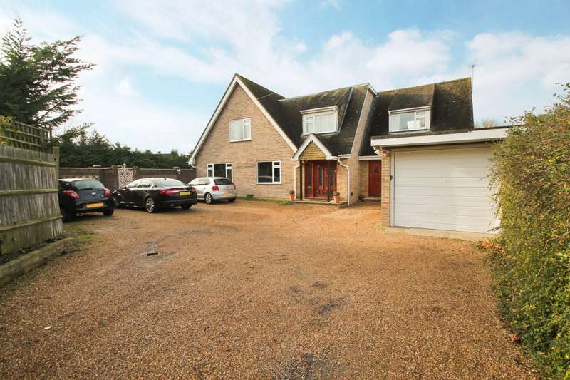 5 Bedrooms Detached House for sale in Anglesey Close, Ashford, TW15