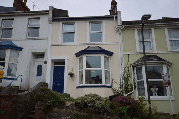 3 Bedrooms Terraced House for sale in Westbourne Road, Torquay, Devon