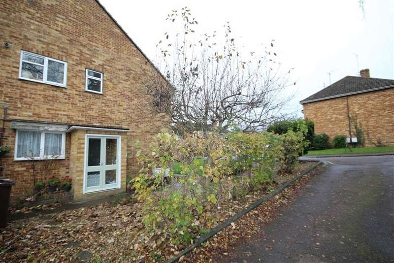 2 Bedrooms Ground Maisonette Flat for sale in Westbeech Court, Banbury, Oxfordshire, OX16