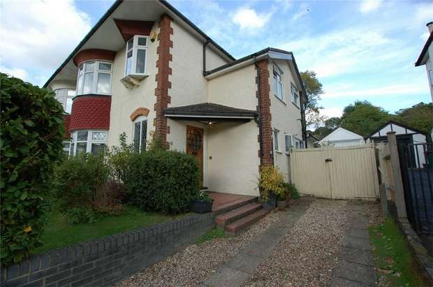 4 Bedrooms Semi Detached House for sale in Farnaby Road, BROMLEY, Kent