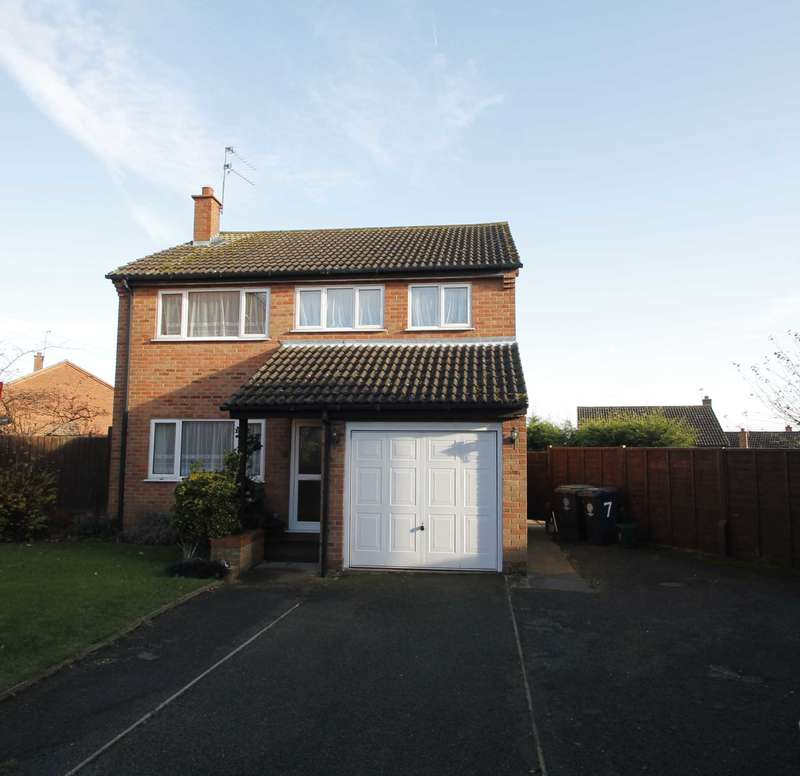 4 Bedrooms Detached House for sale in Perkins Road, Irthlingborough