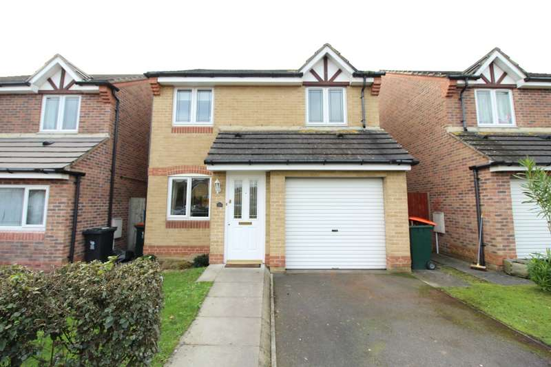3 Bedrooms Detached House for sale in Edney View, Newport, NP10