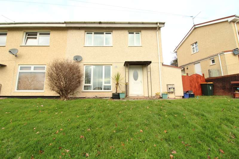 3 Bedrooms Semi Detached House for sale in Russell Drive, Newport, NP20