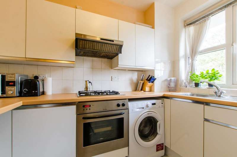 2 Bedrooms Flat for sale in Stockwell Gardens Estate, Stockwell, SW9